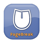upagebreak icon