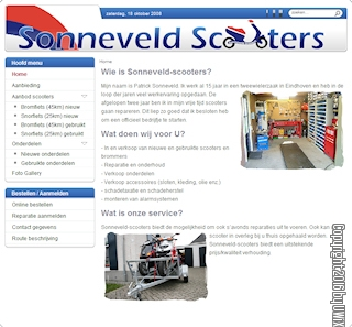 Sonneveld Scooters